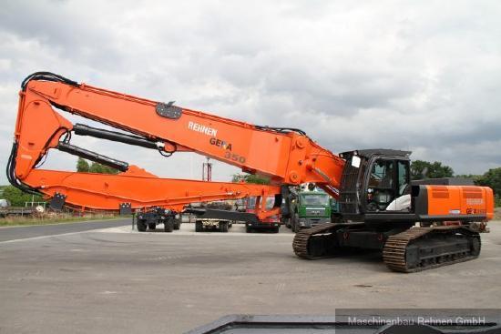 Hitachi ZX350 UHD Ultra High Demolition Abbruchbagger
