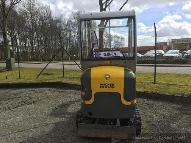 Miniexcavator - Wacker Neuson 1404 + SW + TL + GS