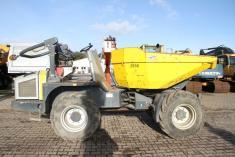 Bergmann Baufix 2060 Dumper - 2m³ Mulde