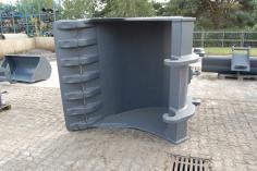 Tieflöffel - 1.800mm - CW45 -  gebraucht - R1541