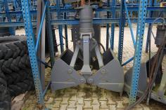 Zweischalengreifer - 700mm - Festanbau - R1352