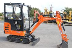 Hitachi ZX19 -5A CR + Lehnh. MS01 + TL + GS - NEU