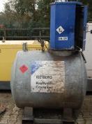 Kraftstoffbehälter - 900 Liter, gebraucht