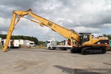 Escavatore da demolizione - Caterpillar 350 L Demolition / Abbruchbagger - 26m