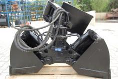 Zweischalengreifer - 400mm - MS08 - R1497
