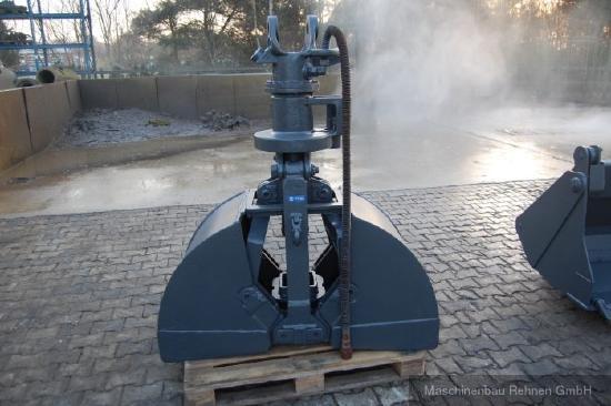 Zweischalengreifer - 600mm - Festanbau - R1406
