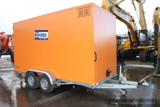 Werkstatt-Anhänger Wagenbouw Hapert TA CI2 -