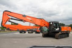 Hitachi ZX350 UHD Ultra High Demolition Abbruchbagger
