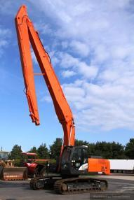 Rupsgraafmachine - Hitachi ZX 250 LC-5B Long Reach + Erdbauausleger
