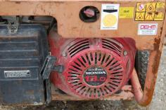 Endress Stromerzeuger 7 kVA, gebraucht