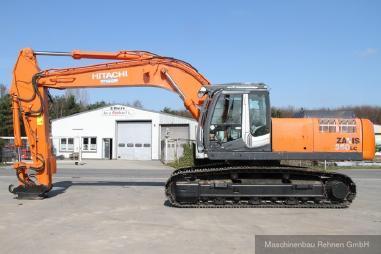 Excavator cu lanţ - Hitachi ZX 350 LCN-3 + OilQuick OQ80 SW + ZSA