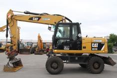Caterpillar M 315 D + Lehnhoff SW - 20 km/h - 15.900 kg