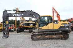 Volvo EC220DL - Klima+kompl. Hydraulik+ohne Anbaugeräte