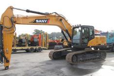 Sany SY215C - gebraucht - kompl. Hydraulik - Klima -