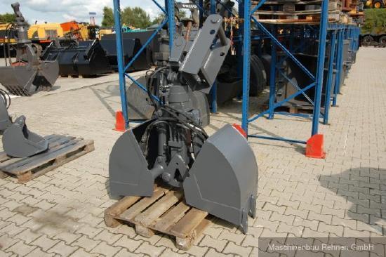 Zweischalengreifer - 500mm - MS08 - R1579