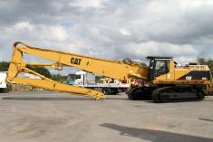 Caterpillar 350 L Demolition / Abbruchbagger - 26m