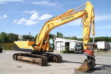Excavadora de cadenas - Hyundai R210 LC-9 + SW + Klima