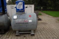 Kraftstoffbehälter - 1000 Liter, gebraucht
