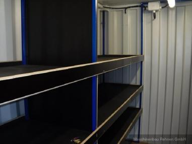 Other - Other Werkstattcontainer / Baustellencontainer mit Top