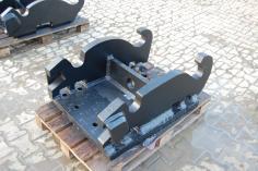 Anschweißplatte Adapterplatte Kopfplatte - CW55S -