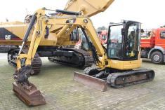 Caterpillar 305.5 Minibagger - 5.260 kg + SW + 3xTL + GS