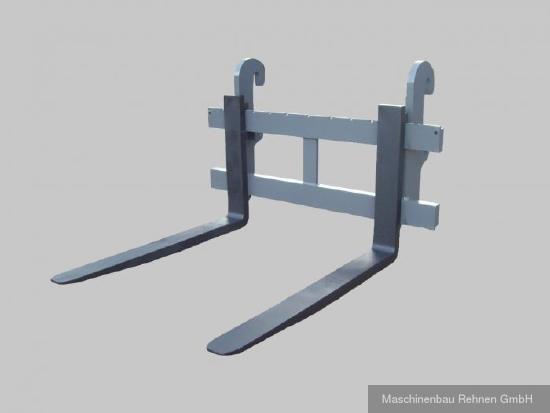Palettengabel FEM3 - 1.400mm - Wunschaufnahme
