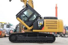 Caterpillar 336 FLN UHD Ultra High Demolition Abbruchbagger
