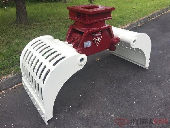 Hydraram HDG-150R | 1380 kg | 17 ~ 25 t.