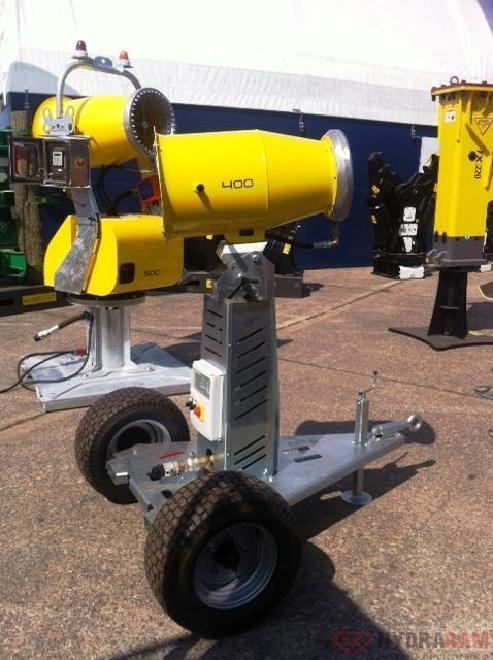 Hydraram HDS-400 | Staubbinder | Neu!