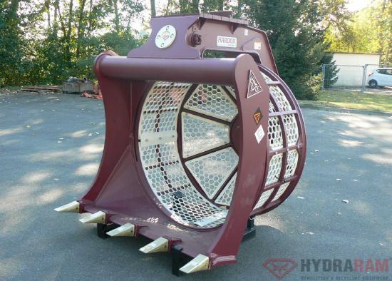 Hydraram HSB-1400 | 1320 kg | 13 ~ 16 t. | Neu!
