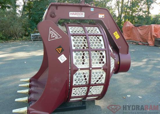 Hydraram HSB-400 | 420 kg | 5 ~ 8 t. | Neu!