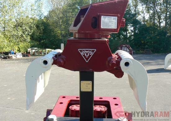 Hydraram HDG-8R | 100 kg | 0,7 ~ 1,2 t. | Neu!