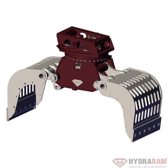 Hydraram HDG-240R | 1830 kg | 22 ~ 32 t.