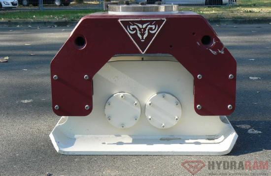 Hydraram HC-250/2 | 230 kg | 3,5 ~ 7 t. | Neu!
