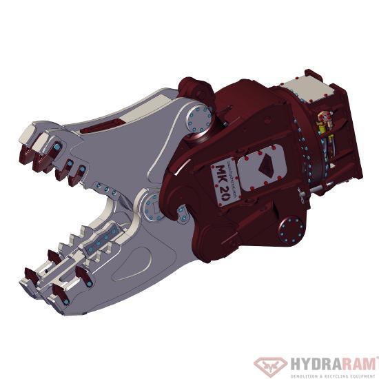 Hydraram MK-70 | 8960 kg | 75 ~ 100 t. | Neu!