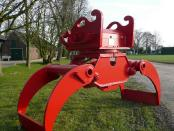 ACDE S-902B / 960 kg / 14 t.-20 t. Made in Holland