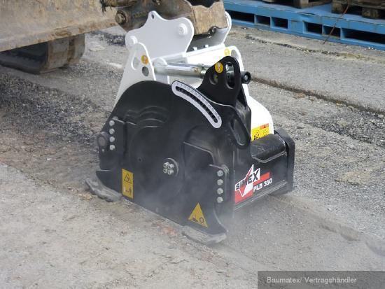 Simex PLB 350 für 4-9to. Bagger! MS03 oder MS08