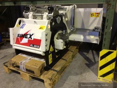 Fresadora de asfalto - Simex PL 35.15 für Radlader