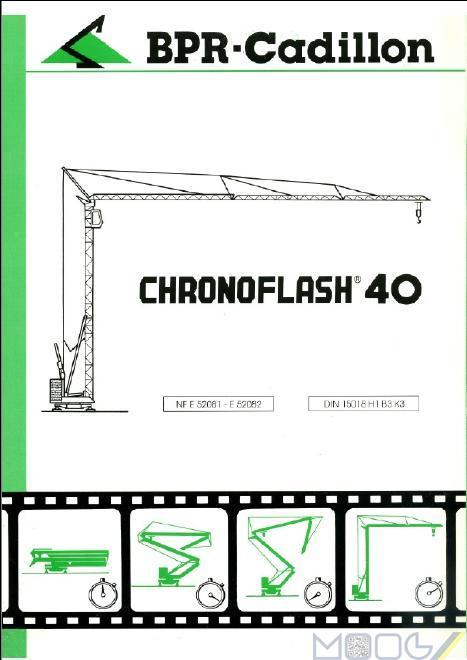 Chronoflash 40