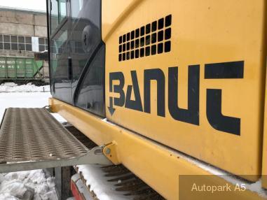Beranidlo - Banut Banut 450 Starrmäkler Fixed Leader Mast