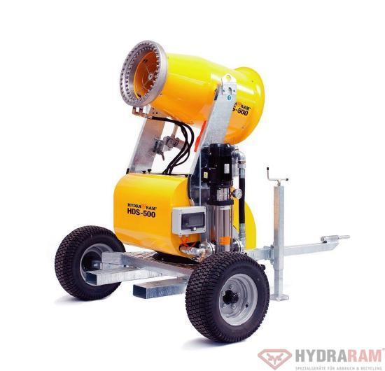 Hydraram HDS-500 I Staubbindesystem I Neu