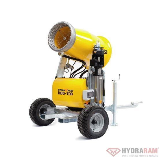 Hydraram HDS-700 I Staubbindesystem I Neu