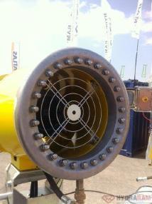 विविध - Hydraram HDS-400 I Staubbindesystem I Neu