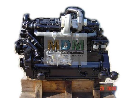 Motor im Tausch für Hanomag Radlader 70E