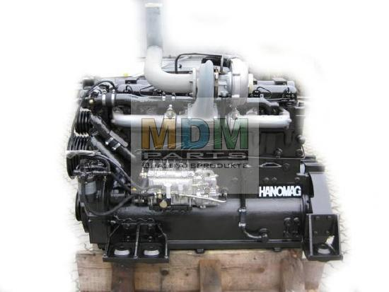 Motor im Tausch für Hanomag Radlader 77D Turbo