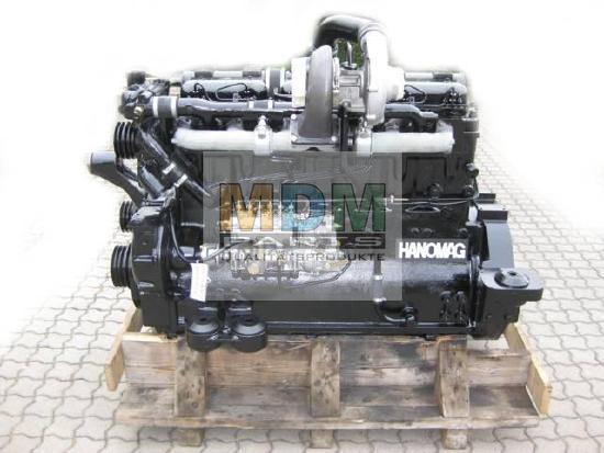Motor im Tausch für Hanomag Raupe Dozer D680E