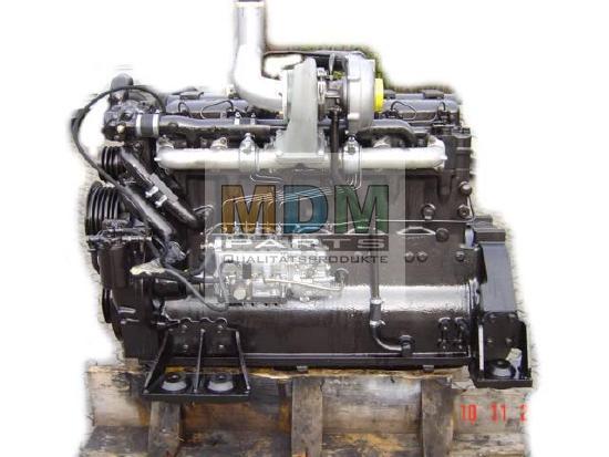 Motor im Tausch für Hanomag Radlader 66D Turbo