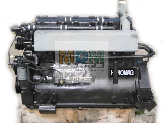 Motor im Tausch für Hanomag Radlader 55C / B14c