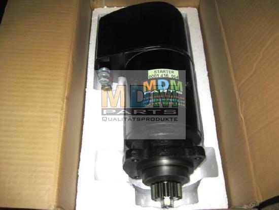 Anlasser / Starter NEU für Hanomag Motoren