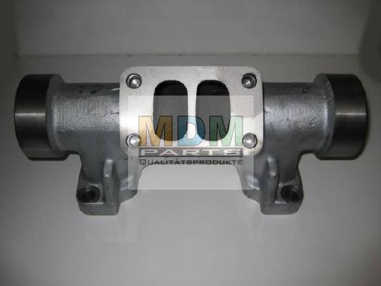 Abgaskrümmer NEU für Hanomag Motoren